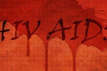 imagem com o nome das doenças em um pano de fundo vermelho